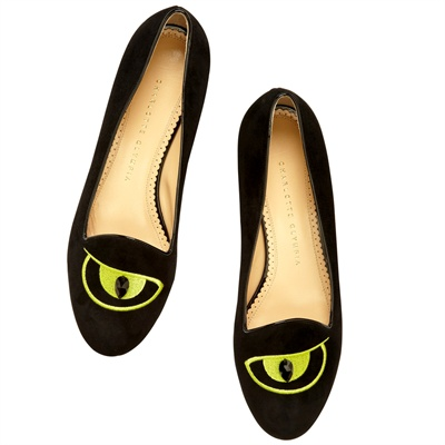 Slippers Eye On You