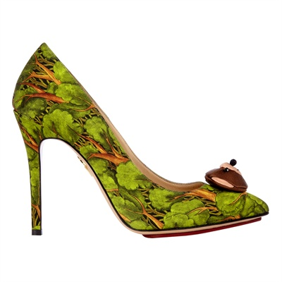 Décolleté Bear Necessities Charlotte Olympia Autunno Inverno 2013-14